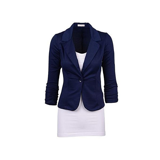 fb20d72c512 Large Size Formal Jacket Women s Female Women Jackets Plus Size 6XL  Business Suit Office Ladies Wear