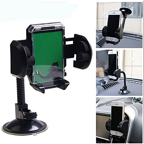 2 In 1 Best Car Phone Holder ETC With 360 Degree Rotation HOW TO USE WATCH  VIDEO BELOW!