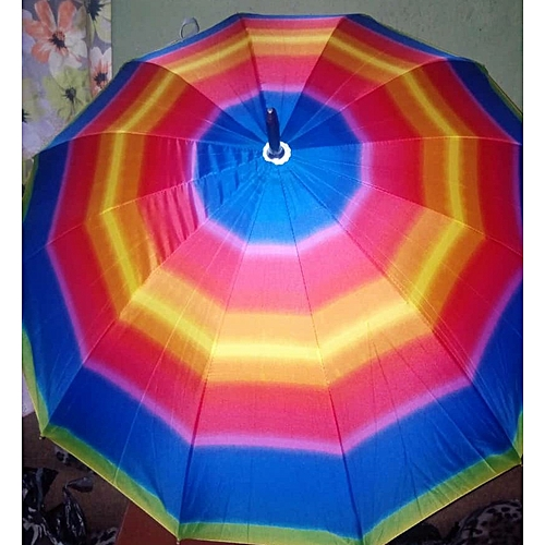 Multi Purpose Stylish Designer Unisex Umbrella-For Sun &Rain