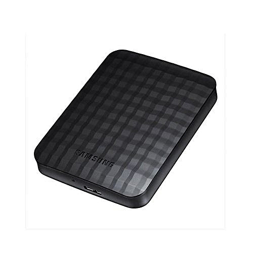 M3 Portable 500GB External Hard Drive - Black