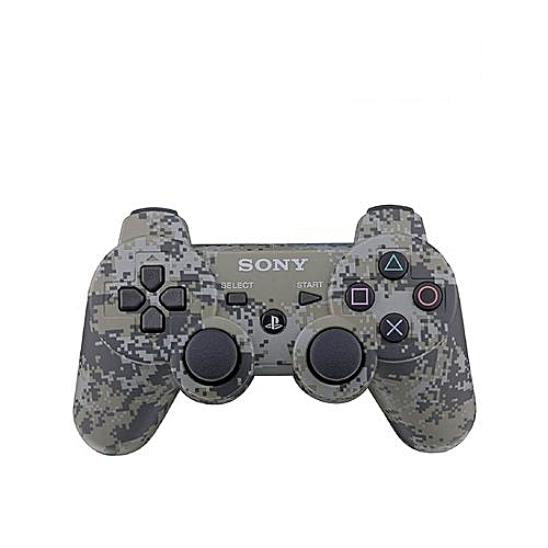 PS3 DualShock 3 Wireless Controller Pad For Official PlayStation 3 - Camouflage