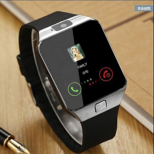 Smart Watch With Camera Bluetooth Wrist Watch Sleep Monitor Supports SIM Card