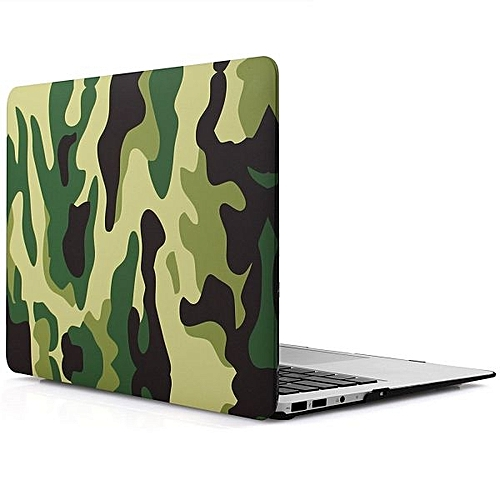 Apple Macbook Air 13inches Case Camouflage
