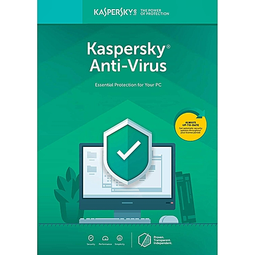 Antivirus Security 2019 1 PC 1 Year Windows Download Key