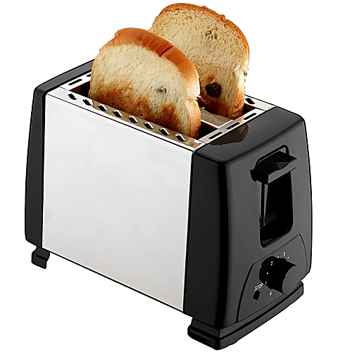 Automatic Toaster Home Sandwich Machine Multi-function Breakfast Machine - Silver