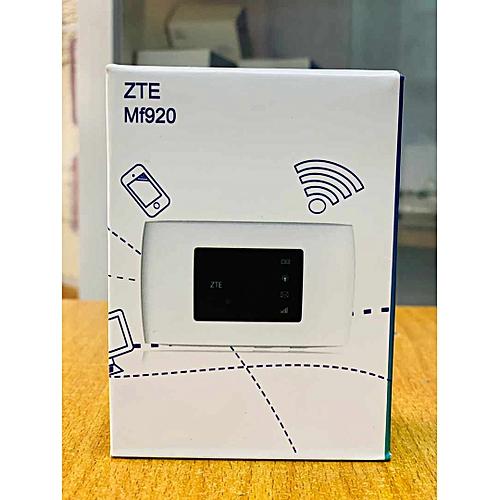 4G Wifi / Mifi ( All SIM)Mobile Pocket Wifi - MF920W+ - BLACK