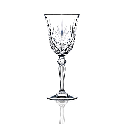 RCR Crystal Glasses, Set Of 6