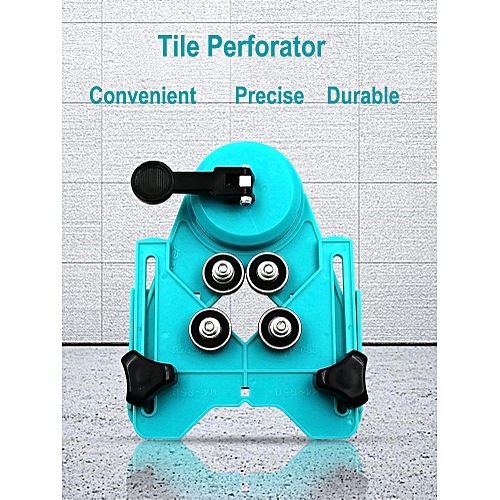 Till Glass Perforator Hole Puncher Drill Locator Locating