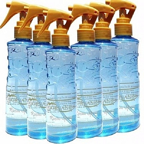 Odour Vanish Room Spray - Blue -6x 230ml