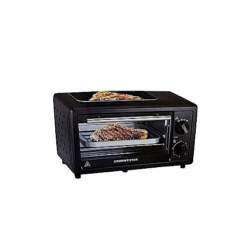 Microwave Oven+Baking+Grilling - 11Ltr