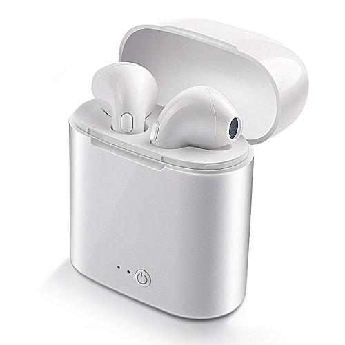 HBQ I7 TWS Twins Wireless Bluetooth Earphone Stereo Headset