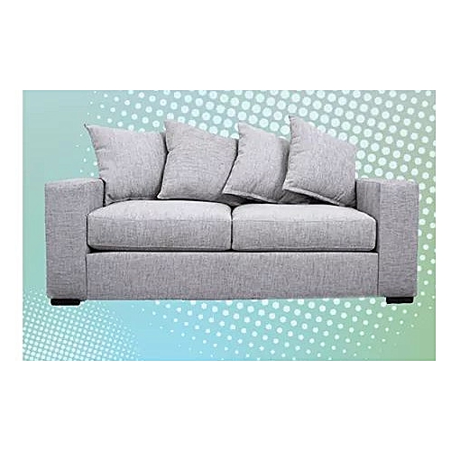 Bollenlaure 3Seater Sofa-Free Pillows-Free Lagos Delivery