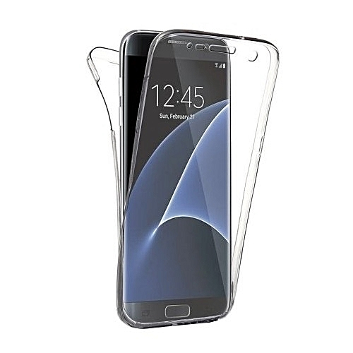 Samsung S7 Edge Case 360 TPU Case Front And Back Phone Case For S7 Edge