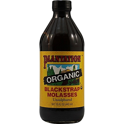 Molasses, Blackstrap, Unsulfured, Organic, 15 Oz 100% Natural And Pure