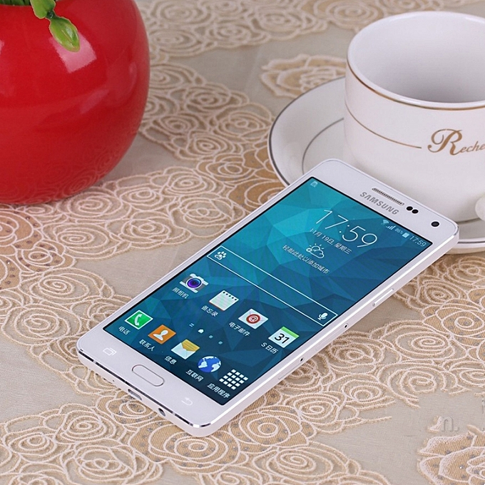 Galaxy A5 Dual Card Mobile Phone 3G And 4G A5000 Quad Core 5 0
