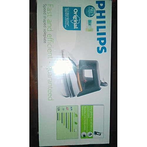 Philips Electric Pressing Iron Cloth Materials