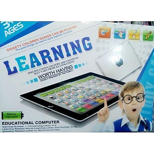 Learning Machine - Children IPad Toy.