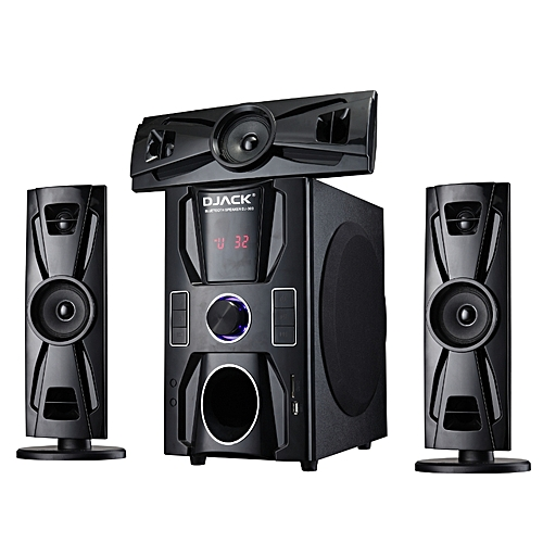 3.1 X-Bass Bluetooth Home Theatre System DJ-303