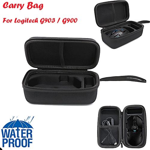 EVA Hard Case Cover Waterproof Bag Storage Carrying BagFor Logitech G903 / G900