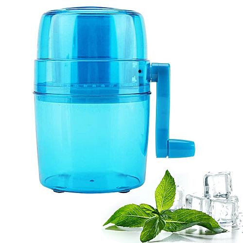 Hand-shake Ice Machine Quick&easy To Crush Ice