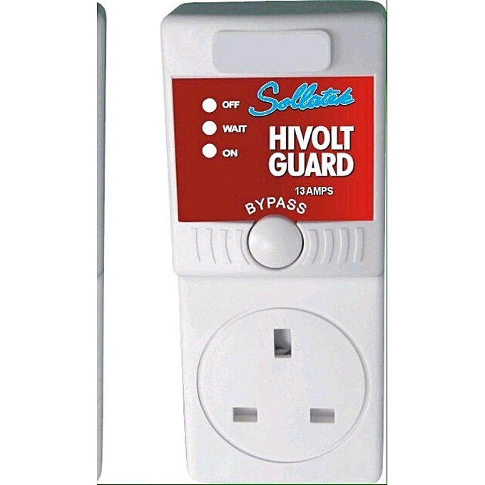 TV Guard High Voltage Control Adaptor
