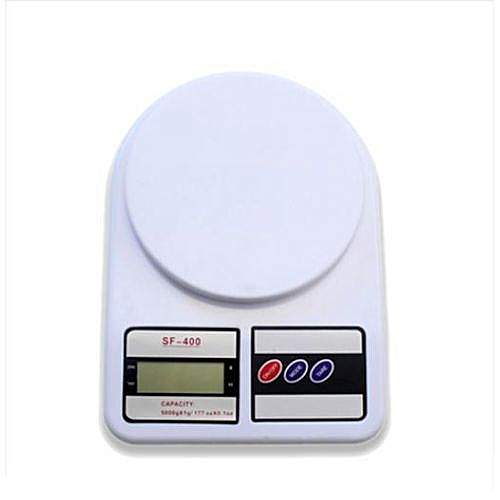 1Pcs SF-400 High-precision Kitchen Scale Household Baking Medicine Electronic Kitchen Scale Manufacturer Electronic Scale 0.1g