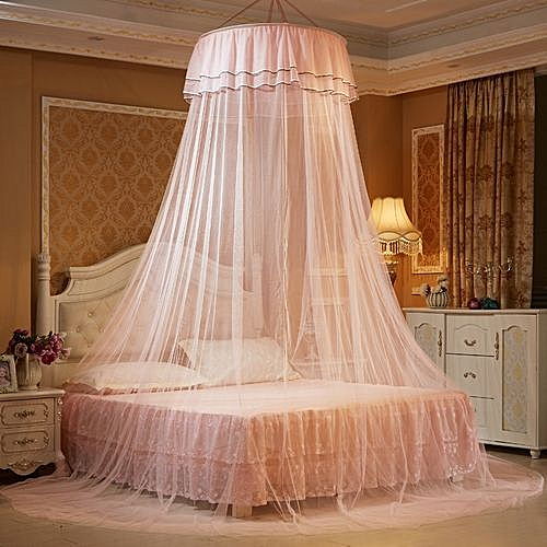 OD Netting Mosquito Bed Net Fly Insect Protection Bed Outdoor Curtain Dome