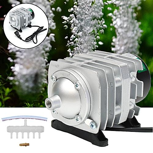 25W 45L/min Electromagnetic Air Compressor Aquarium Oxygen Pond Air Pump