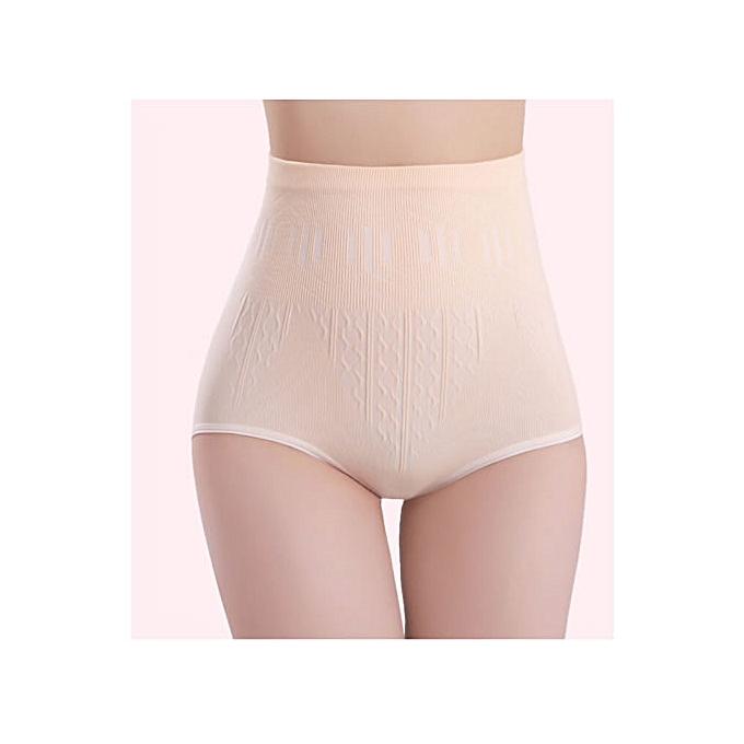 6107392a0b6d Women Shapewear Cotton High Waist Shaper Shorts Seamless Slimming Underwear  Girl Female Butt Lifter Body Shaper