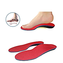 31a80660ce Orthotic Insole Flat Feet Arch Support Orthopedic Shoes Pad