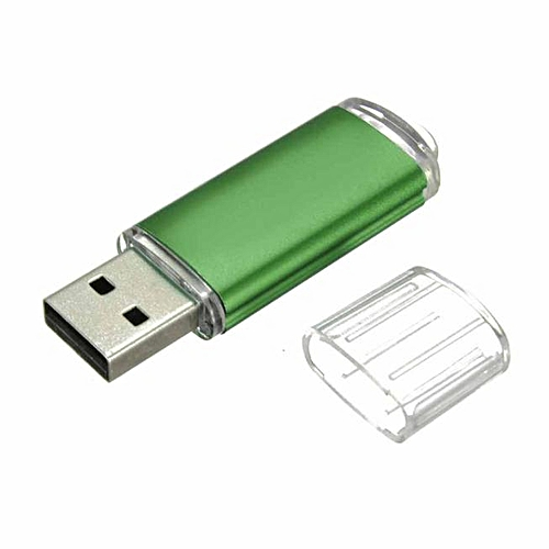 8GB USB 2.0 Metal Flash Memory Stick Storage Thumb U Disk GN