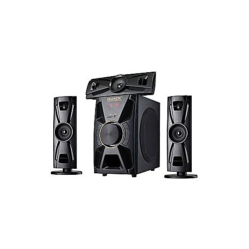 Djack Dj 403 Bluetooth Home Theater System DVD Player