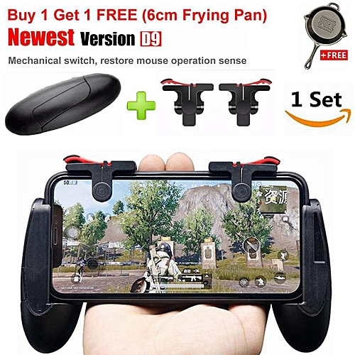 1 Set High-quality PUBG Mobile Controller, Mobile Game Gaming Controller, Smart Cell Phone Controller Trigger, Battle Royale L1R1 Sharpshooter Sensitive Shoot And Aim Accessories XYx-S
