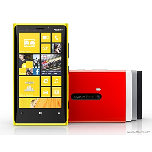 Refurbished Nokia Lumia 920 Smartphones 4.5 Polegada Tela Dual Core 32g ROM 1g Ram One