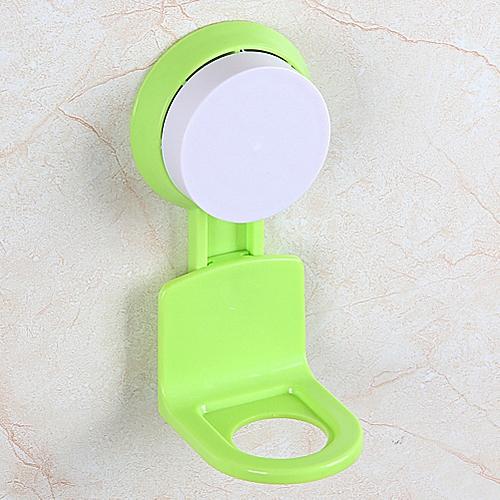 Wall Mounted Strong Suction Bathroom Rack Storage Shelves Shower Gel Shampoo Liquid Soap Holder