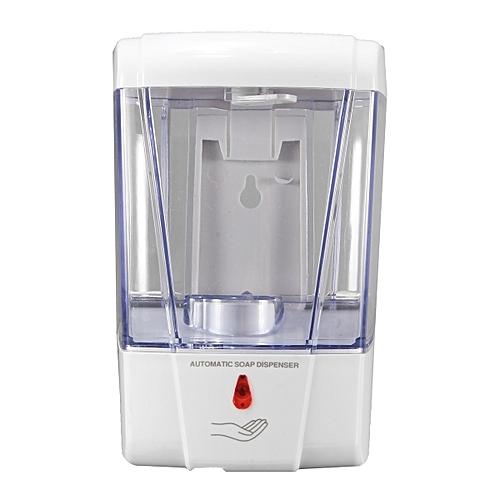 Automatic Sensor Soap Liquid Dispenser Touchless Wall Mounted Kitchen Bathroom