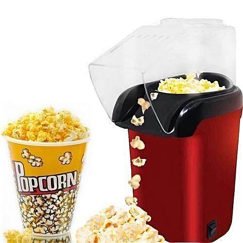 Minijoy Portable Home Use Hot Air Pop Corn Machine