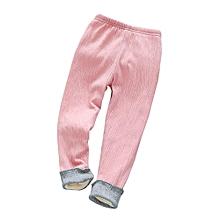 63e21bf19 Children Plus Velvet Winter Trousers Leggings Kids Baby Girls Long Pencil  Pants Sport Pants Musiccool