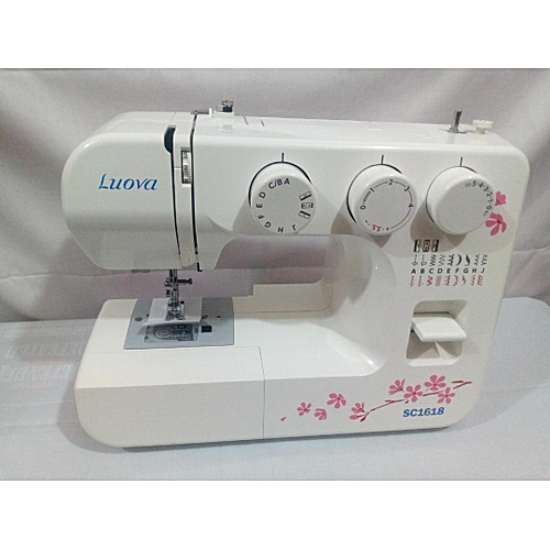 ELECTRIC Sewing Machine LUOVA SC1618 PORTABLE