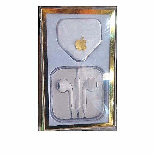 IPhone 5/6 Charger And Earpiece(white)
