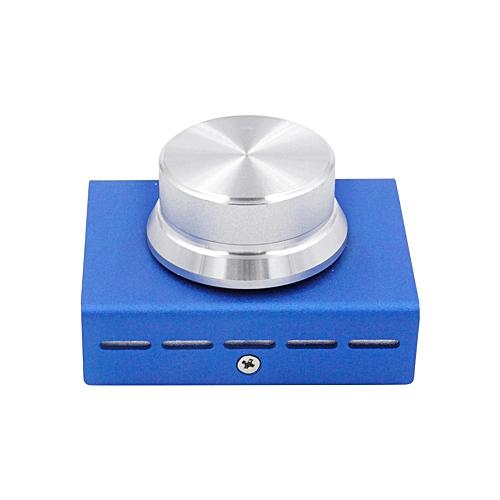 USB Volume Control Regulator Usb Volume Contro Audio And Video Clip Locator-white