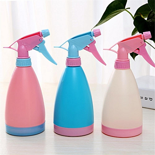 Flowers Plants Watering Spray Pot Can Hand Trigger Bottle Nozzle Kettle For Home Office