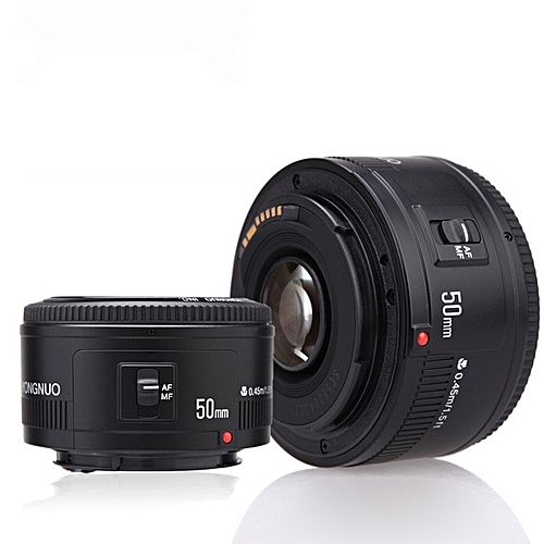 Yongnuo 50mm Camera Lens