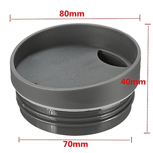 Black Lid Fits For Ninja Pro Single Serve 16oz Cup Replacement Standard