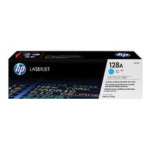 HP - 128A CE321A Cyan  LaserJet Toner Cartridge