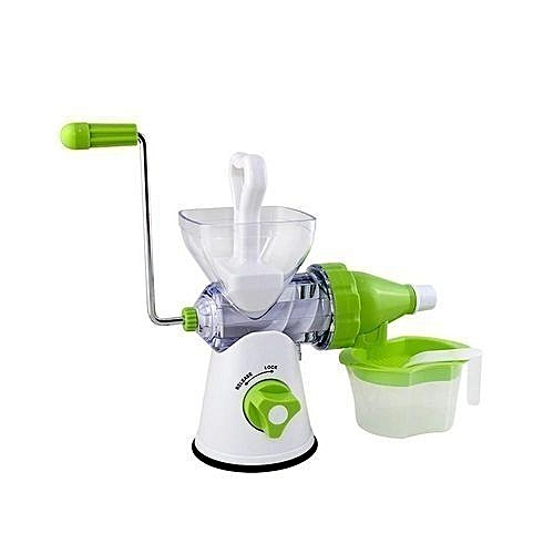 Manual Juicer Machine/Extractor
