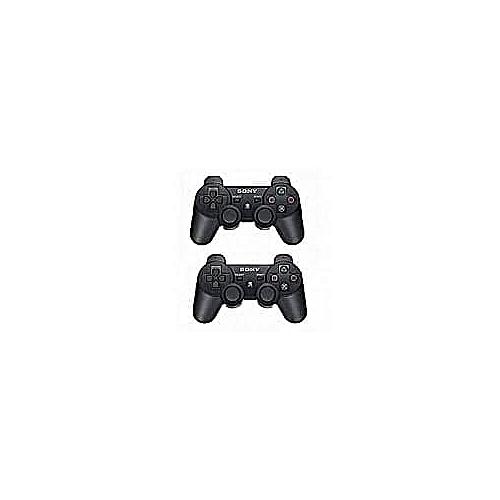 PS3 Pad - Black 2 Pieces