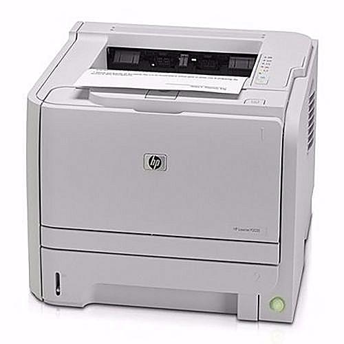 Laserjet P2035 Monochrome LaserJet Printer - Black & White