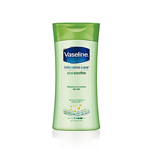 Intensive Care Aloe Soothe Body Lotion 400ml