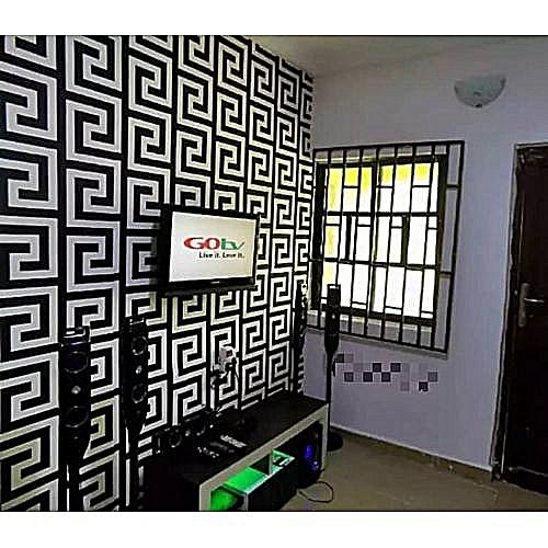 Generic Generic 3d Wallpaper White